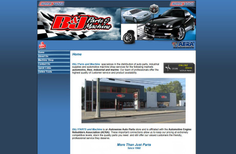 B and J Auto Parts
