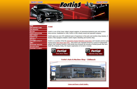 Fortins Automotive