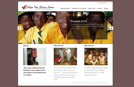 Hope for Sierra Leone
